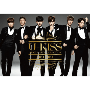 【初回生産限定盤】U-KISS JAPAN BEST COLLECTION 2011-2016