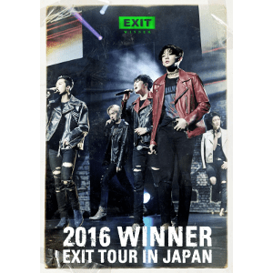 【通常盤】2016 WINNER EXIT TOUR IN JAPAN