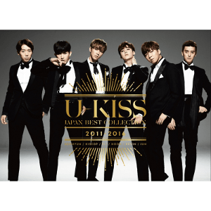 【MV盤】U-KISS JAPAN BEST COLLECTION 2011-2016
